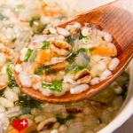 美味しく食べてカロリーを減らせる寒天雑炊